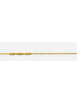 Αλυσίδα Λαιμού Χρυσή 14καράτια 40cm Al16002