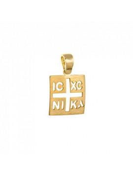 Φυλαχτό Κωνσταντινάτο Χρυσό ΖΜΕ1750