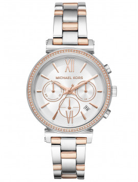 Michael Kors Sofie Ladies Chrono Watch MK6558