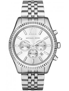 MICHAEL KORS Lexington Stainless Steel Chronograph MK8405