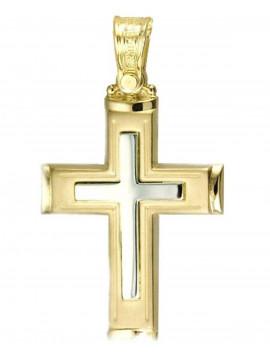 Σταυρός TRIANTOS Χρυσό