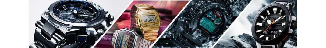 Ανδρικά και γυναικεία ρολόγια χειρός της εταιρίας Casio