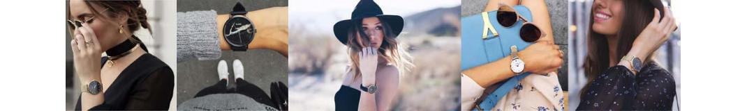 Ανδρικά και γυναικεία ρολόγια χειρός Cluse