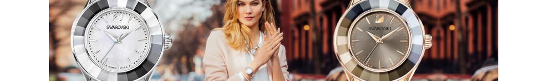 Γυναικεία και ανδρικά ρολόγια χειρός Swarovski