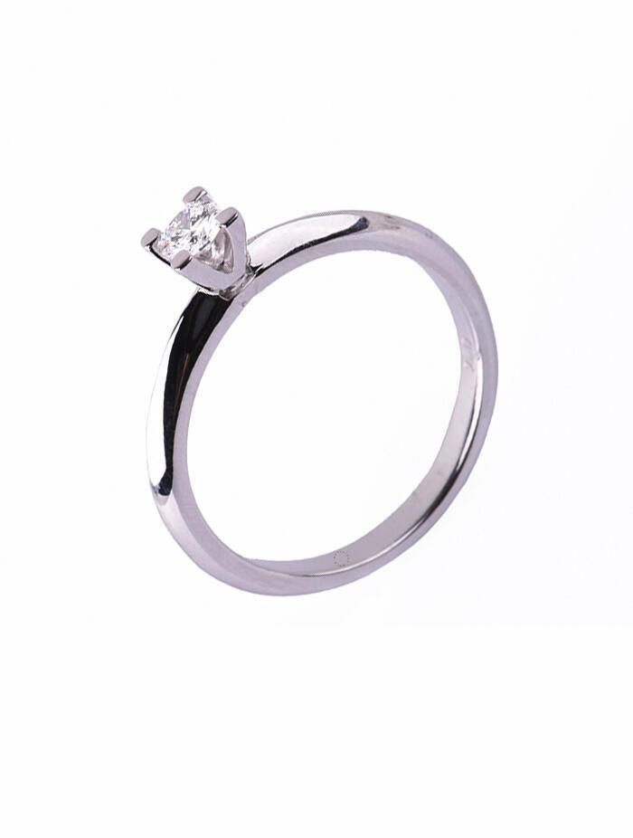 Δαχτυλίδι Μονόπετρο Λευκόχρυσο Με Διαμάντι D018 85a8c236bbe
