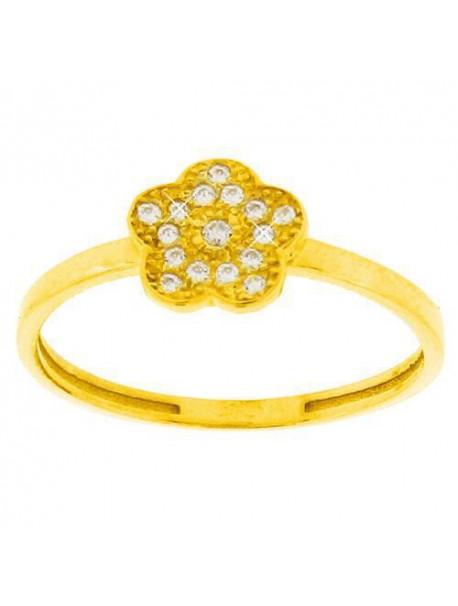 Δαχτυλίδι Ortaxidis Χρυσό με Ζιργκόν orod2