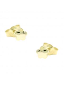 Σκουλαρίκια Χρυσά Ortaxidis 3ΣΟΥ.320ΣΚ
