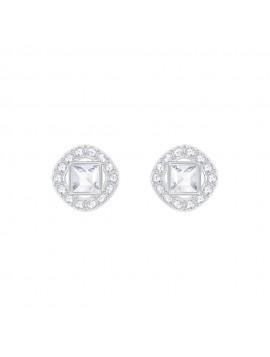 Swarovski Angelic Σκουλαρίκια,Επιπλατινωμένα Με Λευκές Πέτρες 5368146