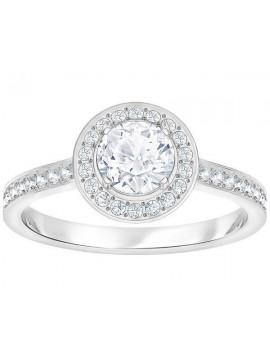 Swarovski Light Δαχτυλίδι, Επιπλατινωμένο Με Λευκά Κρύσταλλα 5368545