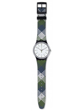 SWATCH Multicolor Rubber Strap S