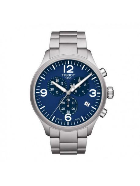 TISSOT T-Sport Chronograph Silver Stainless Steel Bracelet T1166171104700