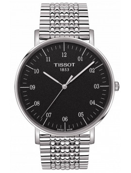 TISSOT T-Classic Everytime Big Gent Stainless Steel Bracelet T1096101107700